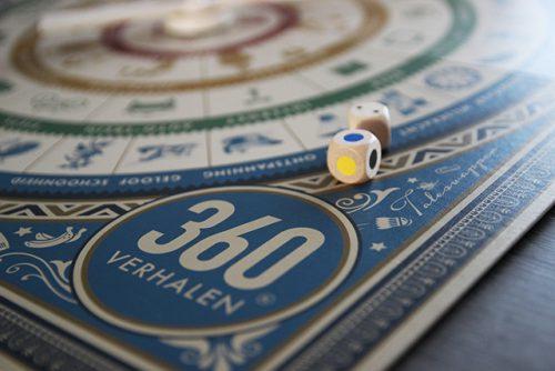 360 Verhalen spel