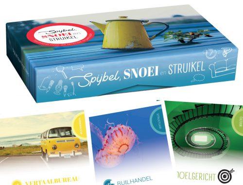 Spijbel Snoei en Struikel spel