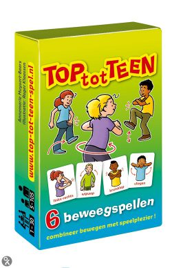 Top tot Teen - beweegspellen