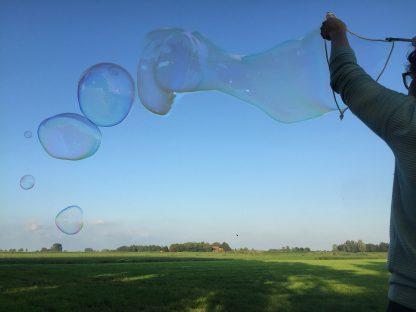 BubbleLab startkoker
