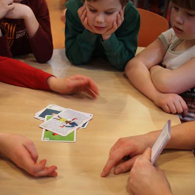 Praatplaatjes - om te filosoferen met jonge kinderen